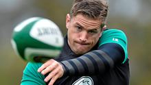 Jamie Heaslip - Age: 30 Height: 6ft4in Weight: 17st 4lbs International caps: 72 (including lions) International tries: 3. Picture credit: Matt Browne / SPORTSFILE