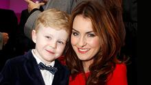 Mairead Farrell and her son Dara