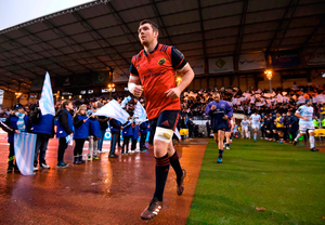 Munster captain Peter O'Mahony Photo by Stephen McCarthy/Sportsfile
