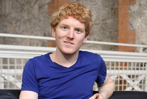 Patrick Collison from Stripe