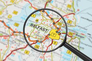 Under the microscope - Belfast on a budget.