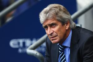 'The squad this year has had few changes because we could not spend an important amount of money,' says Manuel Pellegrini. Photo: Clive Mason/Getty Images