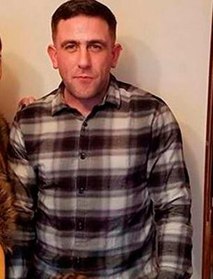 Murder victim Neil Reilly was run over, kicked and cut by assailants on January 18 last year