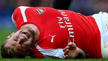 Jack Wilshere must deal with yet more injury heartache