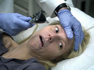 Gwyneth Paltrow as a virus victim in Contagion, which is enjoying renewed popularity as a result of Covid-19 and is on ITV4 tonight at 9pm