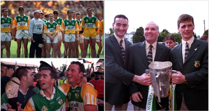 Offaly completed a remarkable mid-season turnaround by winning the 1998 All-Ireland hurling championship.