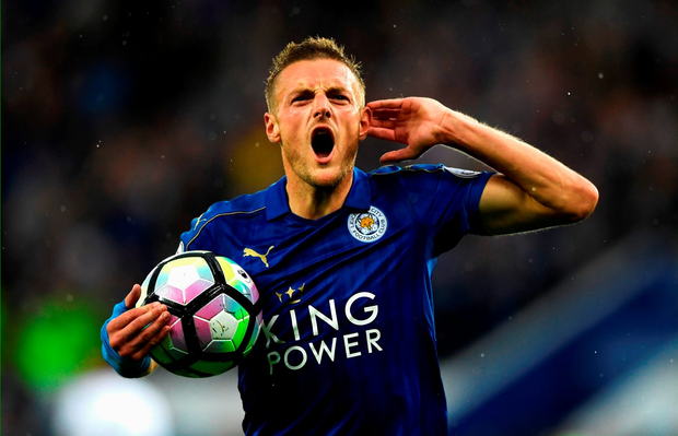 Jamie Vardy turned down a move to Arsenal