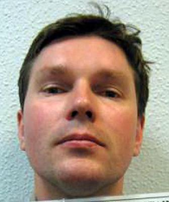 Undated handout photo issued by Surrey Police of 38-year-old Viktoras Bruzas, as murder squad detectives launched a manhunt for Bruzas after the bodies of a man and a woman were found at a property in Fetcham