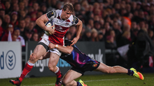 Andrew Trimble returns for Ulster