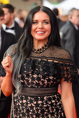 Scarlett Moffatt attends the Virgin TV BAFTA Television Awards at The Royal Festival Hall on May 14, 2017 in London, England. (Photo by Joe Maher/Getty Images)