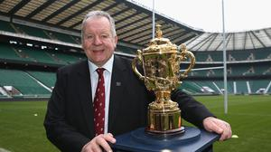 Bill Beaumont not considering Six Nations changes