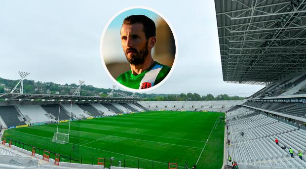 Organisers of the Liam Miller charity match were refused permission to host the game at Páirc Uí Chaoimh.