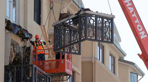 TCA Architects is one of 32 defendants named in multi-million-dollar civil damages suits over the balcony collapse last June, which claimed the lives of five Irish J1 students and a young Irish-American woman, and seriously injured seven others