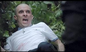 Tom Vaughan Lawlor as Nidge in the last episode of Love/Hate.