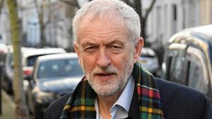 'Polls since the 2016 Brexit referendum have consistently shown that Corbyn is not liked by the electorate.' Photo: Toby Melville/Reuters