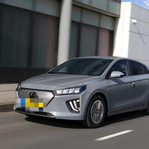 Stylish: Hyundai's Ioniq is a stylish fastback saloon