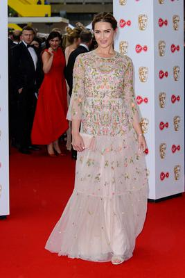Anna Passey attends the Virgin TV BAFTA Television Awards at The Royal Festival Hall on May 14, 2017 in London, England. (Photo by Joe Maher/Getty Images)