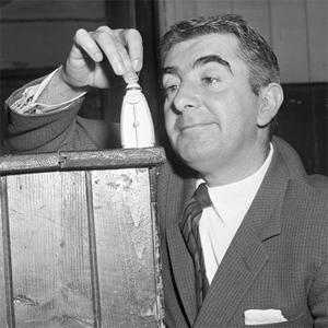 Actor Milo O'Shea who died at the age of 86 following a short illness.