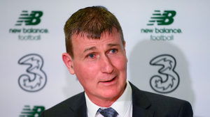 Republic of Ireland manager Stephen Kenny