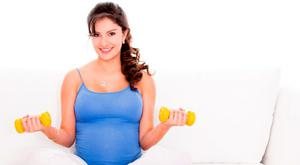 Exercising during pregnancy are around a third less likely to develop gestational diabetes