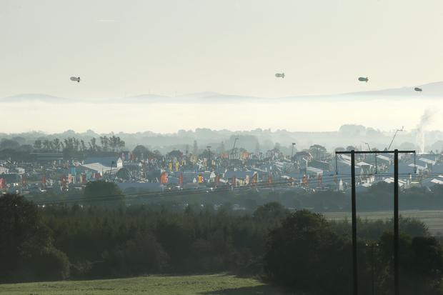 The National Ploughing Championships. Picture: Stephen Collins/Collins Photos