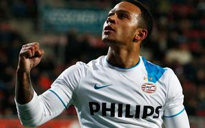 Memphis Depay has signed for Manchester United in a deal worth a reported £25m