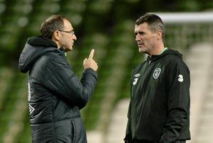 """""""How long before O'Neill, and his FAI bosses, for all their current support, tire of the Keane side-show?"""""""