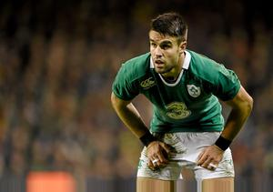 While Conor Murray admitted the prospect of a Grand Slam is a tantalising prospect, he says the squad will do their best not to get carried away.