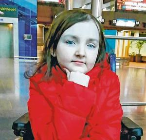 Robyn Smyth (15), who had a rare form of cancer, died last month