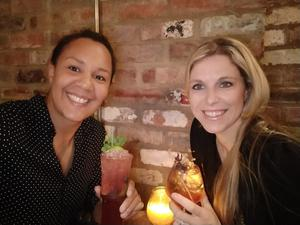Sophie Spence and her wife Anwen Harry