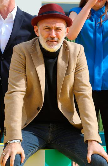 16/8/2018 RTE announce New Season Launch - Tommy Tiernan pictured at a photocall at Donnybrook in Dublin yesterday(Thurs).Pic: Collins