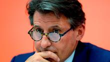 IAAF president Sebastian Coe PRESS ASSOCIATION