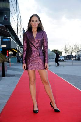 Roz Purcell pictured at the VIP Style Awards 2015 at the Marker Hotel in Dublin. Picture:Arthur Carron