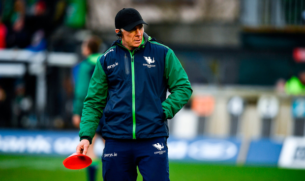 "Friend: ""I honestly believe Leinster are entitled to take their top, top players, but if there are players who are sitting fourth and fifth there and want game time, it would make sense to share that around."" Photo by David Fitzgerald/Sportsfile"