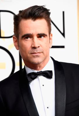 Actor Colin Farrell attends the 74th Annual Golden Globe Awards at The Beverly Hilton Hotel on January 8, 2017 in Beverly Hills, California.  (Photo by Frazer Harrison/Getty Images)