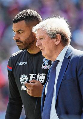 Reid previously worked alongside Roy Hodgson at Crystal Palace. Photo: Matthew Ashton - AMA/Getty Images