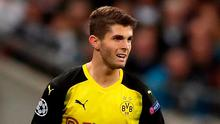 Christian Pulisic: Exciting talent. Photo: Nick Potts/PA Wire.