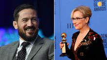John Kavanagh and Meryl Streep