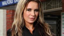 Kierston Wareing had to have five teeth removed because of her addiction to cola. Photo Credit: BBC