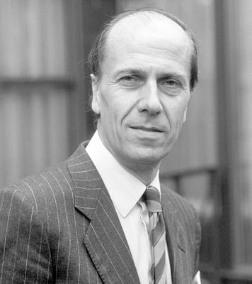 Lord Norman Tebbit. Photo: PA