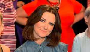 Jennifer Maguire during an announcement of a new season of programmes on RTE 2 at RTE studios Donnybrook, Dublin. Photo: Gareth Chaney Collins
