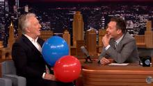 Alan Rickman on Tonight Show with Jimmy Fallon