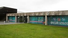 The FAI's headquarters in Abbotstown.