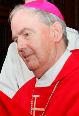 Auxiliary Bishop Dermot O'Mahony