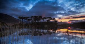 """Derryclare Lough outside Clifden is a favourite spot to watch the sun come up,"" says Paul Lanigan from Ratoath, Co. Meath."
