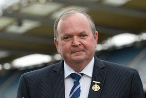 One of the three GAA presidential candidates will succeed Liam O'Neill