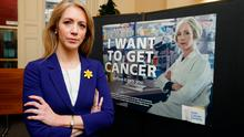 The Irish Cancer Society launched its most startling campaign yet in order to highlight the staggering fact that by 2020, 1 in 2 of us will be getting cancer in our lifetime.