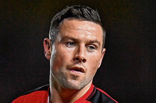 Ulster's John Cooney. Photo: Seb Daly/Sportsfile