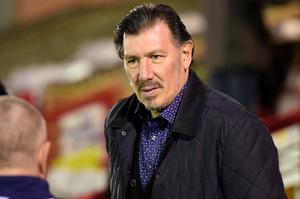 Memory lane: Former Wycombe Wanderers manager Lawrie Sanchez is pursuing a career in football administration these days. Photo: Getty Images