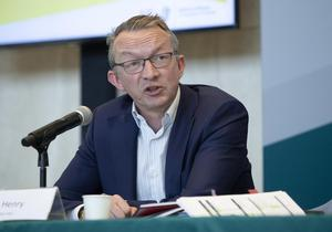 Dr Colm Henry, Chief Clinical Officer, HSE
